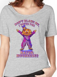 DON'T BLAME ME... Women's Relaxed Fit T-Shirt