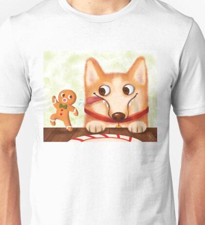 Corgi Christmas Unisex T-Shirt