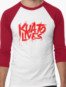 Kuato Lives Men's Baseball ¾ T-Shirt