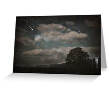 Nightfall in Middle-Earth Greeting Card