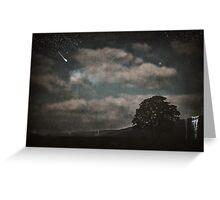 Nightfall in Middle-Earth Greeting Card