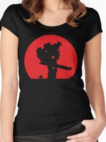 Shadow of the Colossus - V2 Women's Fitted Scoop T-Shirt