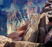 Grand Canyon Ready To Roll by Bob Christopher