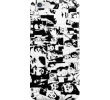Faces iPhone Case/Skin