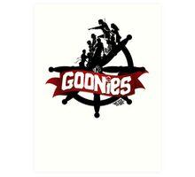 The Goonies - V2 Art Print