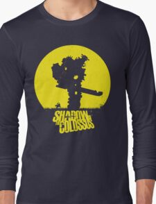 Shadow of the Colossus  Long Sleeve T-Shirt