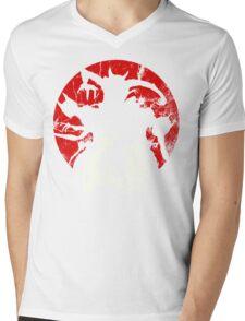 ICO - V2 Mens V-Neck T-Shirt