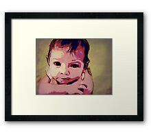 Unconditional Framed Print