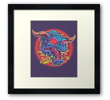 GHOSTBUSTERS: TERROR DOG Framed Print