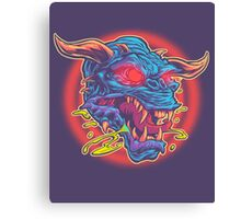 GHOSTBUSTERS: TERROR DOG Canvas Print