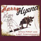 Harry Hyena by Paul Webster