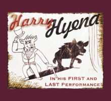 Harry Hyena by Paul Webster