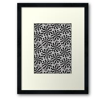 Everywheres a Sandworm Framed Print