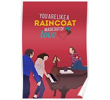 Fun Home - Raincoat of Love Poster