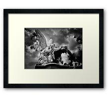 Attending Angel Framed Print