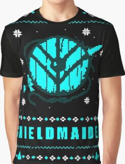 shieldmaiden for the holidays Graphic T-Shirt