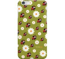 Lady Pug Pattern i-Phone and i-Pod Cases iPhone Case/Skin