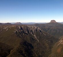 Beautiful Tasmania - Closing in on Barn Bluff by georgieboy98