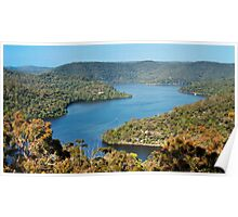 Berowra Waters seen from Colingridge Point Poster