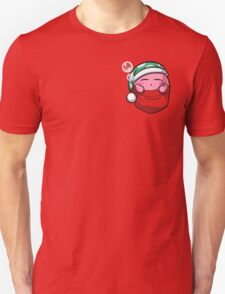 Sleeping Pocket Kirby T-Shirt T-Shirt