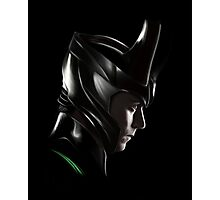 loki Photographic Print