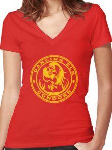 Paulie Bleeker Workout Tee Women's Fitted V-Neck T-Shirt