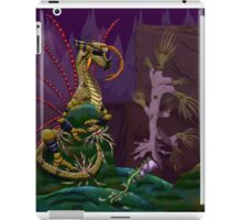 Insect Dragon on a Rock iPad Case/Skin