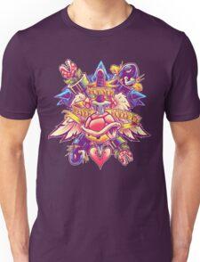BOWSER NEVER LOVED ME (full color) Unisex T-Shirt
