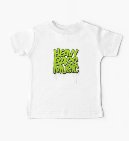 HEAVY BASS MUSIC / TRAP / DUBSTEP / DNB / TECHNO Kids Clothes