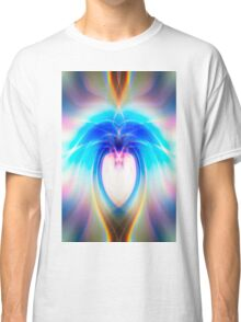 Twirl with a Purple Heart Classic T-Shirt