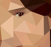 Once Upon a Time - Polygonal Rumplestiltskin/Mr. Gold Sticker