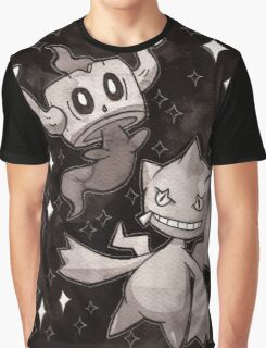 Ghost Pokemon 02 Graphic T-Shirt