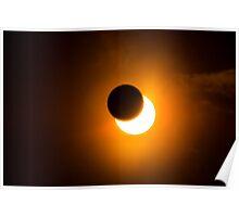 Annular Solar Eclipse Poster