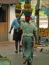 Market day by Explorations Africa Dan MacKenzie