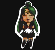 Chibi Sailor Pluto by Pauline French