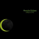 Annular Eclipse by Angela Pritchard