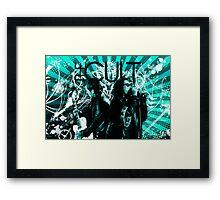THE CULT Framed Print