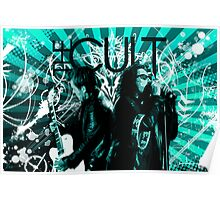 THE CULT Poster