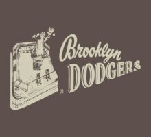 brooklyn dodgers 2 by redboy