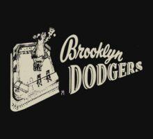 brooklyn dodgers 2 Kids Tee