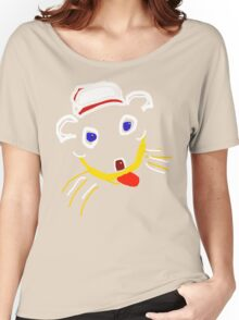 HAPPY FACE SUMMER   TEE SHIRT/BABY GROW/STICKER Women's Relaxed Fit T-Shirt