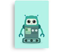Bill-Bot Canvas Print