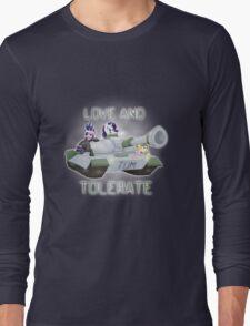 Tom Got an Upgrade Long Sleeve T-Shirt