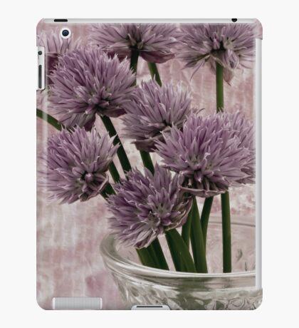 Chive Bouquet iPad Case/Skin