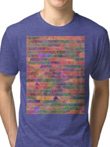 0310 Abstract Thought Tri-blend T-Shirt