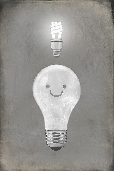 Bright Idea  by Terry  Fan