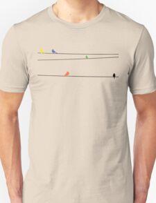 Birdy Birdy Birds Unisex T-Shirt