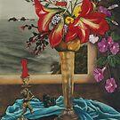 Wategos still life by maria paterson