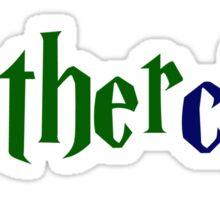 Slytherclaw Sticker