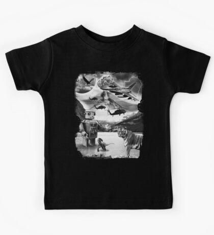 The Most Awesome T-shirt in the Universe Kids Tee